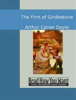 The Firm Of Girdlestone - Chapter 35. A Talk On The Lawn