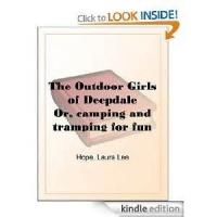 The Outdoor Girls Of Deepdale - Chapter 14. The Broken Rail