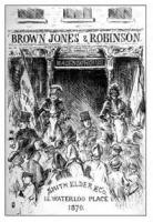 The Struggles Of Brown, Jones, And Robinson - Chapter 7. Miss Brown Pleads Her Own Case, And Mr. Robinson Walks On Blackfriars Bridge