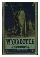 Wyandotte; Or, The Hutted Knoll: A Tale - Chapter 5