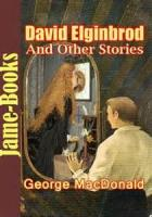 David Elginbrod - Book 1. Turriepuffit - Chapter 2. David Elginbrod And The New Tutor