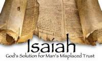 The Book Of Isaiah [bible, Old Testament] - Isaiah 1:1 To Isaiah 1:31 (Bible)