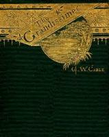 The Grandissimes - Chapter 12. The Philosophe