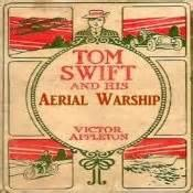 Tom Swift And His Aerial Warship: The Naval Terror Of The Seas - Chapter 20. The Stowaways