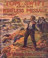 Tom Swift And His Wireless Message - Chapter 23. A Reply In The Dark