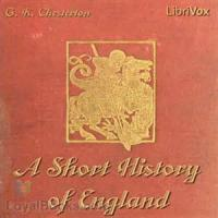 Short History Of England - Chapter 1. Introduction
