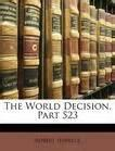 The World Decision - Part 3. America - Chapter 3. Peace
