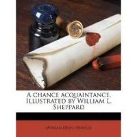 A Chance Acquaintance - Chapter 3. On The Way Back To Quebec