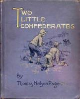 Two Little Confederates - Chapter 1