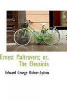 Ernest Maltravers - Book 1 - Chapter 4