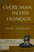 Every Man In His Humor - Act 4 Scene 3