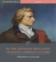 Letters On The Aesthetical Education Of Man - Letter 10