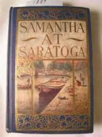 Samantha At Saratoga - Chapter 7. Seeing The Different Springs
