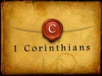 The Book Of 1 Corinthians [bible, New Testament] - (1 Corinthians 1:1) To (1 Corinthians 1:31) - Bible