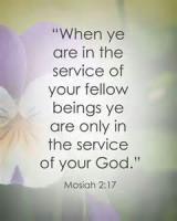 The Book Of Mosiah [mormon] - Mosiah 27:1 To Mosiah 27:37 (Book of Mormon)