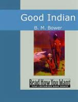 Good Indian - Chapter 3. Old Wives Tales