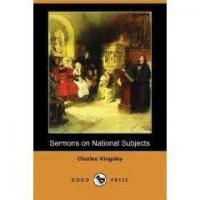 Sermons On National Subjects - 13. First Sermon On The Cholera