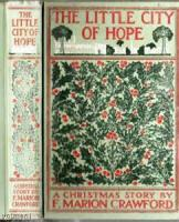 The Little City Of Hope: A Christmas Story - Chapter 7. How A Little Woman Did A Great Deed To Save The City