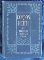 Gordon Keith - Chapter 8. Mr. Keith's Ideals