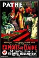 The Exploits Of Elaine - Chapter 5. The Poisoned Room