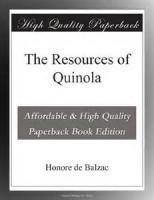 The Resources Of Quinola - Act 3